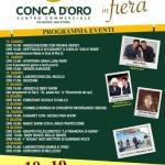 MANIFESTO CONCA D'ORO